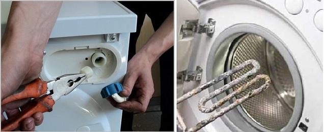 Стиральная машина неисправности ремонт своими руками